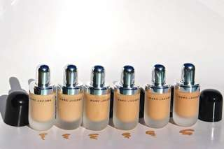 marc jacob remarcable foundation ivory light