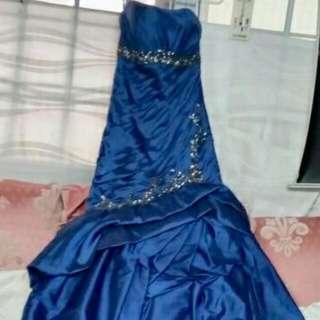 Wedding gown sale $100
