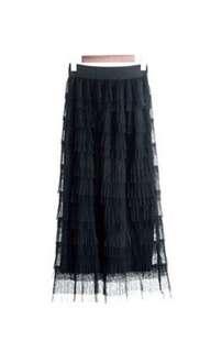 Dakota skirt black