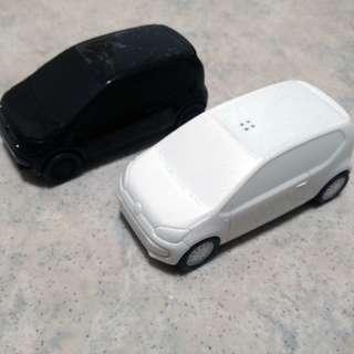 Volkswagen salt and pepper holder Xxcv mercedes BMW