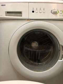 Zanussi ZFV835S 洗衣機 washing machine