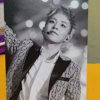 EXO exology 1: lost planet concert Xiumin Ver.