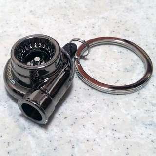 Key chain car bmw sia Turbine engine compressor keychain /