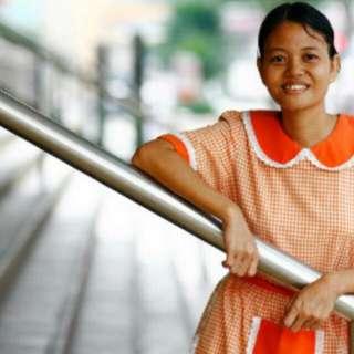 Mencari Maid Pembantu Rumah Indon/ Local