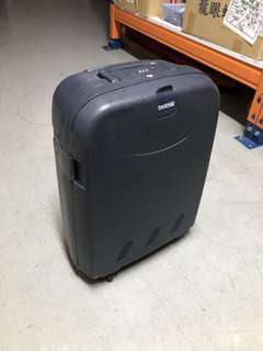 Authentic 4 wheel brother cabin luggage