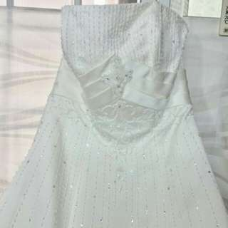 Wedding Dress sale $100