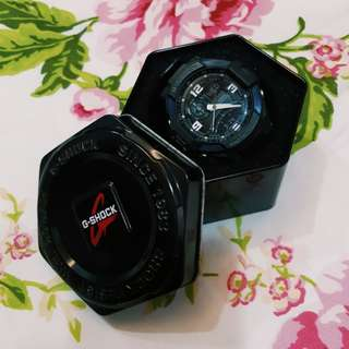 G Shock Watch (Blue Black)