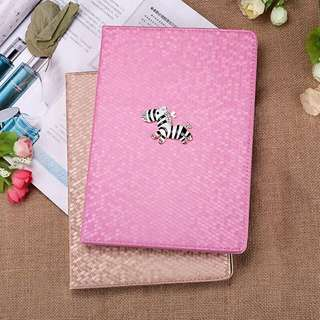 Ipad 2 3 4 cover pad cute and premium quality zebra 3D
