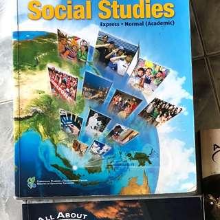 social study text book