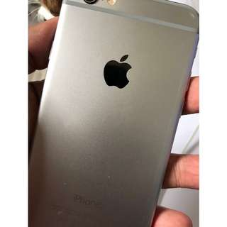 iPhone 6 Silver Gray 16gb