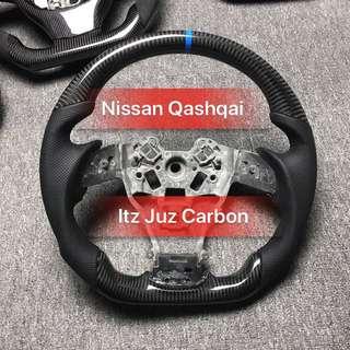 Nissan Qashqai Carbon Steering