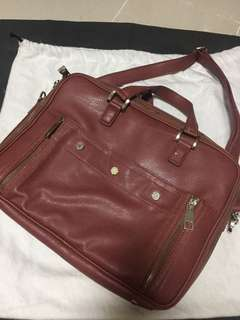 Charles and Keith Computer bag