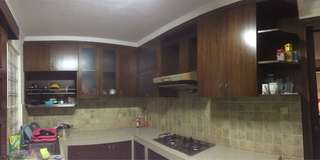 Jual kitchen set model L