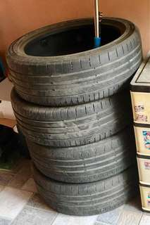 Car Tire Wheels (Gulong)