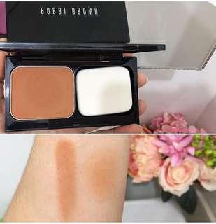 Bobbi Brown Skin Weightless Powder Foundation - Walnut