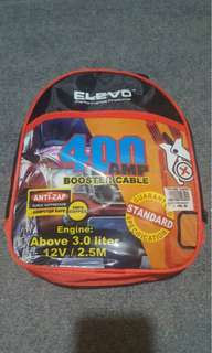 ELEVO 400AMP BOOSTER CABLE