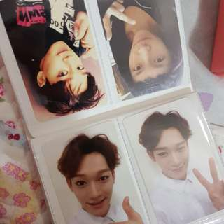 EXO OFFICIAL PHOTOCARD CLEARANCE