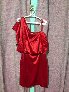 Jessica Simpson Red Dress