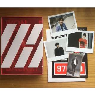 IKON WELCOME BACK RED VER