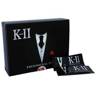 K2 K-II Phenomenal King Men's Health Supplement