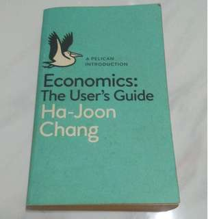[Educational Book] Economics: The User's Guide