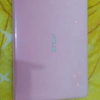 Notebook Asus Pink