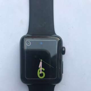 Apple Watch Space Black Stainless Steel 42mm