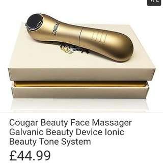 Beauty Cougar massager