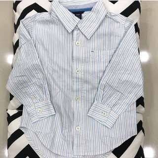 #Bajet20 Pre💕Authentic BABY GAP Long Sleeve Shirt