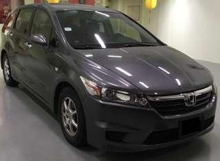 Car rental MPV 7seater