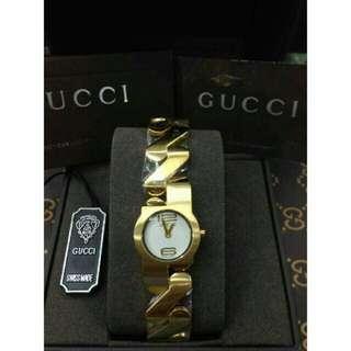 Gucci Zigzag Watch