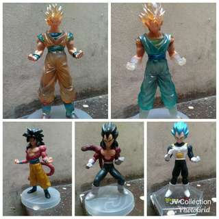 DRAGONBALL SET