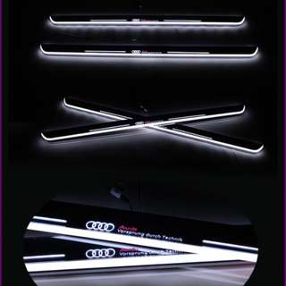 Audi A3/A4 LED Door Scuff Plate