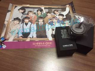 [Readystock] WANNAONE OFFICIAL SET