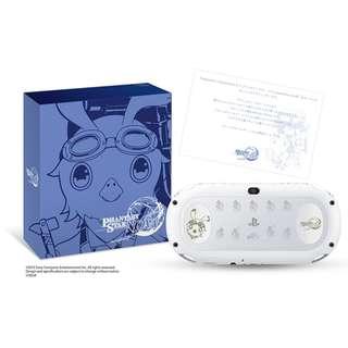 Phantasy Star Nova PS Vita Limited Edition