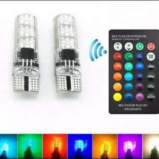 T10 pole light RGB