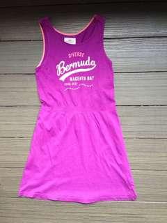 Sporty Beach Dress