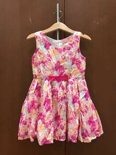 Dress Flower Gingersnaps