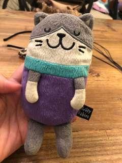 貓咪暖手包