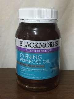 Blackmores 月見草油 190粒 Evening Primrose Oil