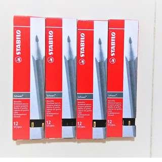 Stablio 2B Pencils