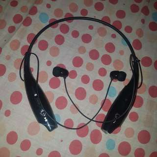 LG HBS-730 Bluetooth wireless stereo headset