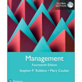 Management, Global Edition, 14th Edition eBook