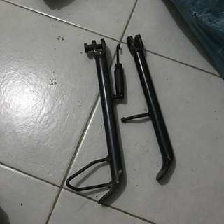 Side stand Kawasaki kr krr zx150 double r rr
