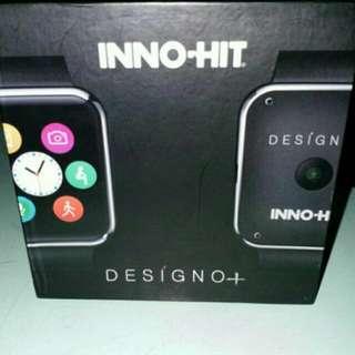 Smart Watch 啡色