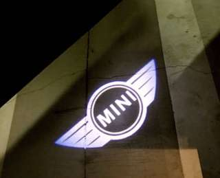Mini Cooper Doors Lights