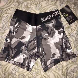 Grey Camo Nike Pro