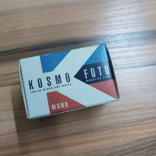 Kosmofoto black and white film 35mm ISO100
