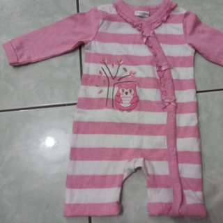 Absorba Jumpsuit Baby 0-3bln