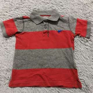 #Bajet20 Pre💕Authentic WRANGLER BABY Polo Tee